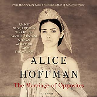 The Marriage of Opposites cover art