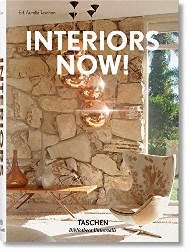 Interiors Now! (Bibliotheca Universalis) [Idioma Inglés]: BU