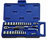 Williams 50661 1/4-Inch Drive Socket and Drive Tool Set, 27-Piece