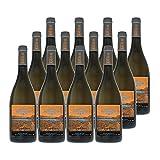 Vin de Savoie Apremont Le Clos Saint André Blanc 2019 - Philippe et Sylvain Ravier - Vin AOC Blanc de Savoie - Bugey - Lot de 12x75cl - Cépage Jacquère