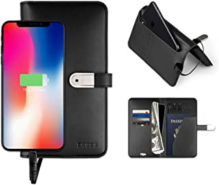 Wallet With Power Bank 8000Mah Three-in-One Multi-functional Creative Power bank