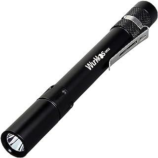 Wurkkos Portable LED Pen Light Flashlight, Small EDC 300 Lumens Penlight for Inspection, Repair, Camping. IPX68 Water-Resi...