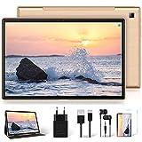 Tablet 10 Pulgadas, 5G Wi-Fi, 4G LTE Dual SIM, Android 10.0 YESTEL T5 Tablet PC, Procesador...
