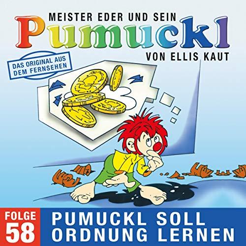 Pumuckl soll Ordnung lernen. Das Original aus dem Fernsehen Titelbild