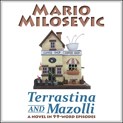 Terrastina and Mazolli audiobook cover art