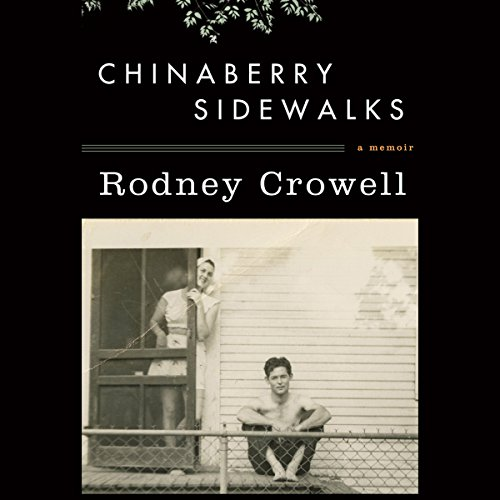 Chinaberry Sidewalks audiobook cover art