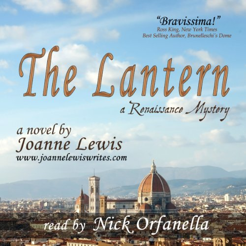 The Lantern: A Renaissance Mystery audiobook cover art