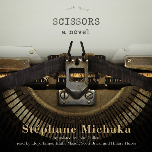 Scissors cover art