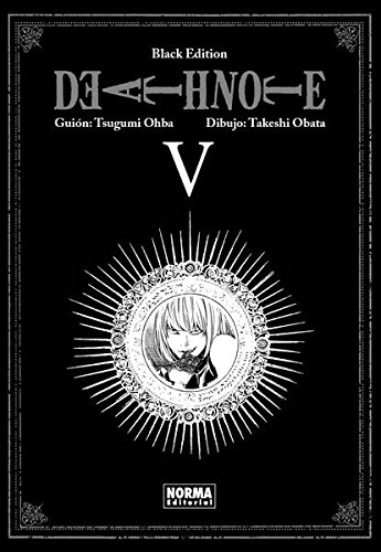 DEATH NOTE BLACK EDITION 05 (CÓMIC MANGA)