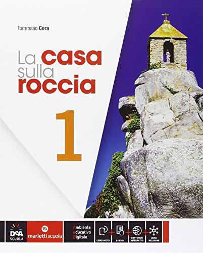 La casa sulla roccia. Quaderno delle competenze. Per la Scuola media. Con e-book. Con espansione online (Vol. 1)