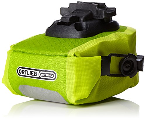 Read About Ortlieb Micro Saddle Bag: Green/Lime