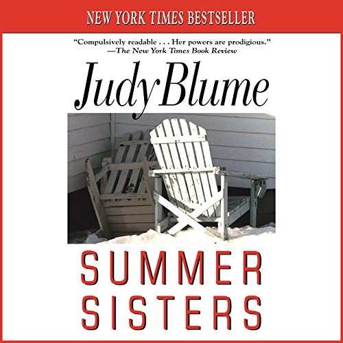 Summer Sisters audiobook cover art