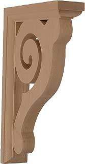 Ekena Millwork BKT01X06X08BURO-CASE-2 1 W x 6