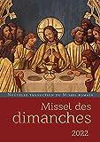 Missel des dimanches 2022: Nouvelle traduction du Missel romain