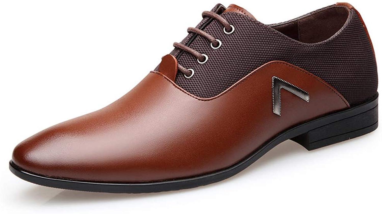 Men Dress shoes Men Formal shoes Leather Wedding shoes Men Business Casual Oxford shoes