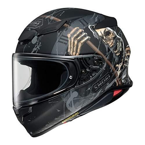Shoei RF-1400 Faust Men's Street Motorcycle Helmet - TC-5 Matte/Medium