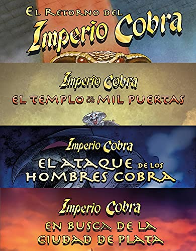 Pack El Imperio Cobra