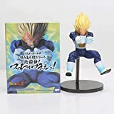 CXNY Figuras de acción Dragon Ball Z Super Final Flash SSJ Vegeta PVC Figura Muñecas Juguetes 21cm...