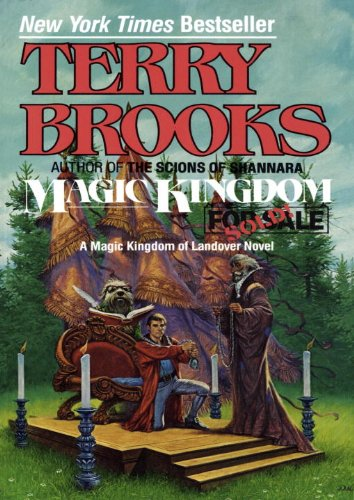 Magic Kingdom for Sale--Sold! (Magic Kingdom of Landover series Book 1)