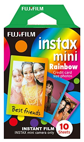 Fujifilm Instax Mini - Edition Rainbow