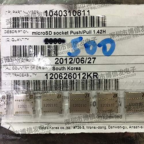 Davitu Direct 2021 new stock discount Electrical Equipments Supplies - authent 1040310811 MOLEX