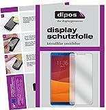 dipos I 6X Schutzfolie klar kompatibel mit Lenovo K5 Play Folie Bildschirmschutzfolie