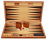 Cfbcc Los inspectores internacionales de ajedrez ajedrez de Madera Baccarat Y Backgammon Backgammon Set 19 Pulgadas Occidental Tierra War Chess