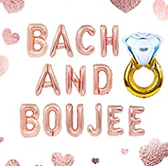Looking for ideas for a bachelorette party weekend? Check out our Bachelorette Party Decorations Section below. At least one of these bachelorette party themes will be perfect for your bachelorette party! Air filled balloons. The letter balloons will...