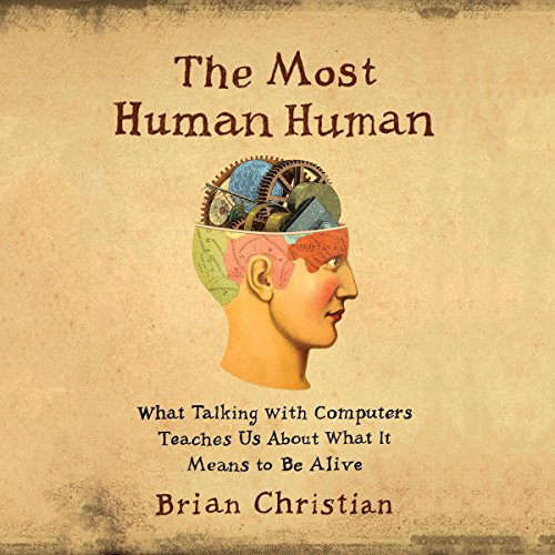 The Most Human Human audiobook cover art