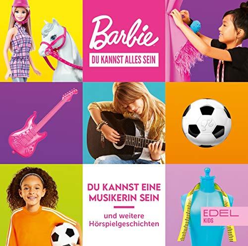 Barbie - Du kannst alles sein: Du kannst eine Musikerin sein und...