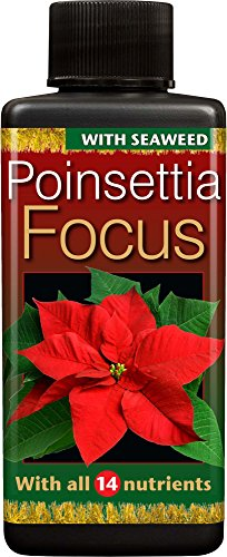 Growth Technology Poinsettia Focus Concentrated Plant Food 100ml (3)