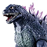 Bandai - Figura de Godzilla de la serie del Milenio, colección «Movie Monsters», en vinilo