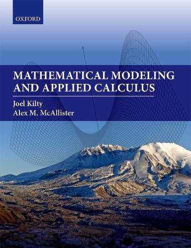 Mathematical Modeling and Applied Calculus Front Cover