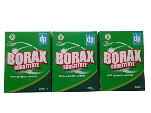 Dripak Borax-vervanging, 500 g, verpakking van 3 stuks