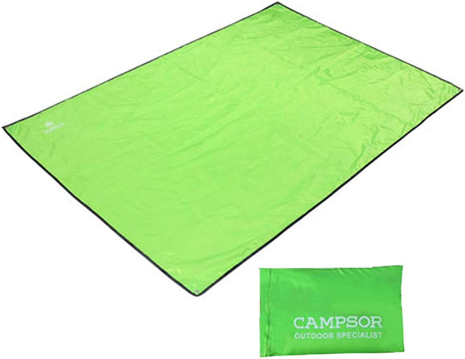 Travel Picnic Mat Large Portable Beach Blanket Waterproof Oxford for Outdoor Camping Park Lawn Hiking Backpacking