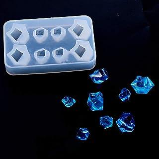 Diamond Shape Crystal Silicone Mold DIY Handmade Jewelry Tools