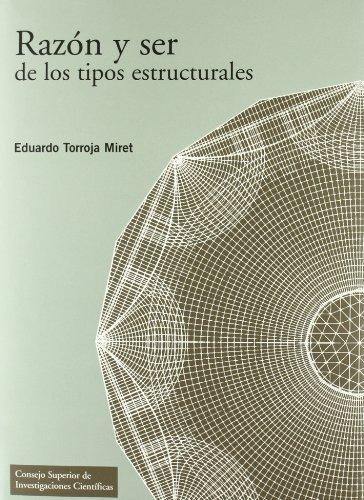 Razón y ser de los tipos estructurales (Textos Universitarios) (Spanish Edition)