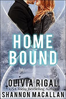 Homebound: A Christmas short story by [Olivia Rigal, Shannon Macallan]