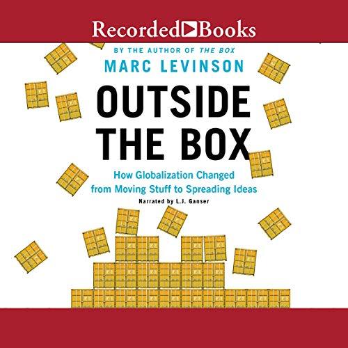 『Outside the Box』のカバーアート
