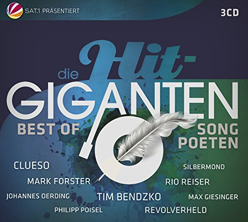 Die Hit Giganten Best of Songpoeten