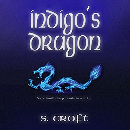 Indigo's Dragon audiobook cover art