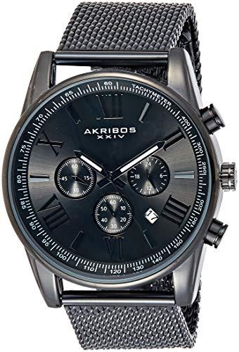 Akribos XXIV - Homme - AK813BK