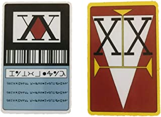 Hunter x Hunter License Card GING Freecss Japan Anime PVC Card