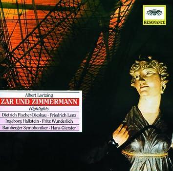 Lortzing: Zar und Zimmermann - Highlights
