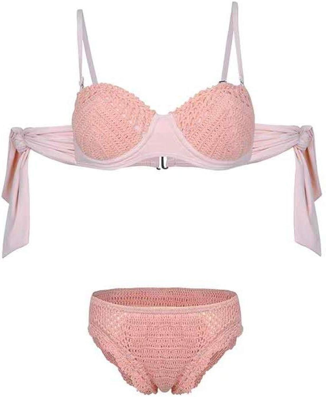 Der Neue Bikini-Bikini-Badeanzug für einen Badeort B07QSFLJY5  Online-Exportgeschäft