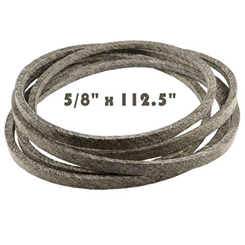 Rear Discharge 70713-34770 International ISE/® ISE/® Replacement Deck Belt 40 for Kubota G3HST Replaces Part Number