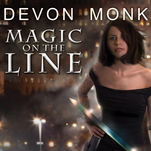 Magic on the Line audiobook cover art
