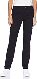 Riders by Lee Indigo Women's Ponte Slim Ankle Pant