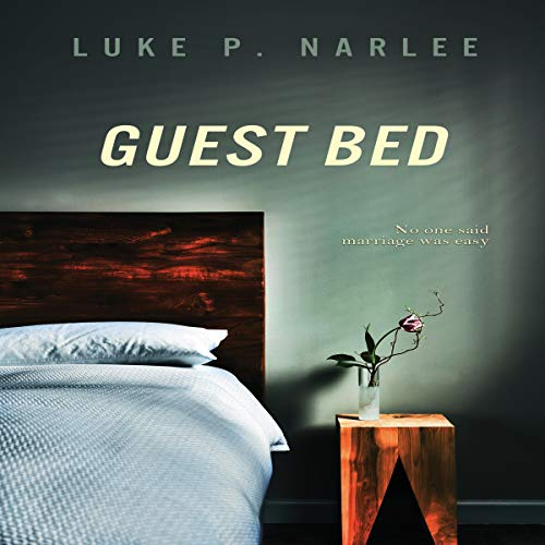 Guest Bed audiobook cover art