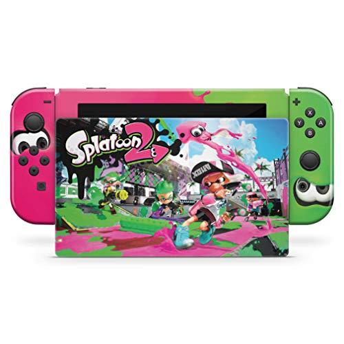 Skin Adesivo para Nintendo Switch - Splatoon 2